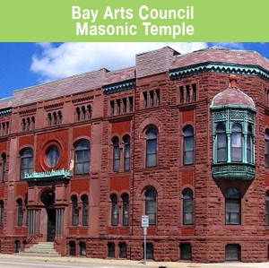 Bay Arts Council - Masonic Temple